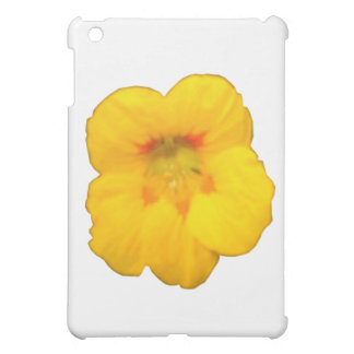 Glowing Yellow Nasturtium  iPad Mini Cases