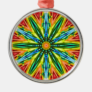 Glowstick Clock Christmas Ornament