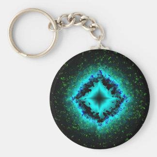 Glückssterne mit Sternchen- Glitter Schlüsselband