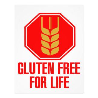 Gluten Free For Life Flyer