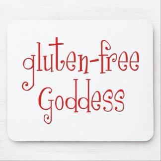 Gluten Free Goddess Mouse Mat