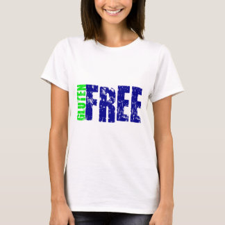 Gluten Free Happy Art T-Shirt