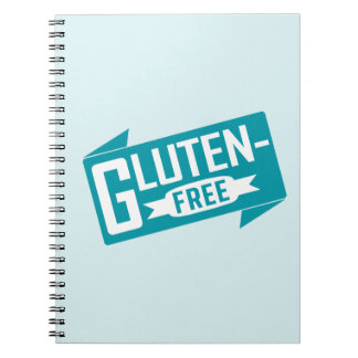 Gluten Free Notebooks