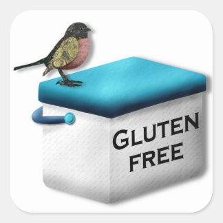 Gluten Free Stickers