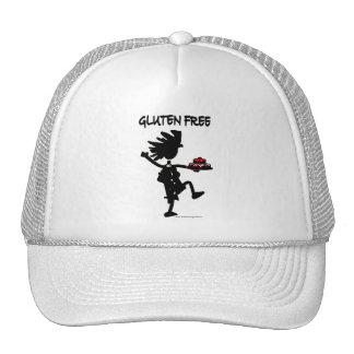 Gluten-Free Whimsy Silhouette Design Hat