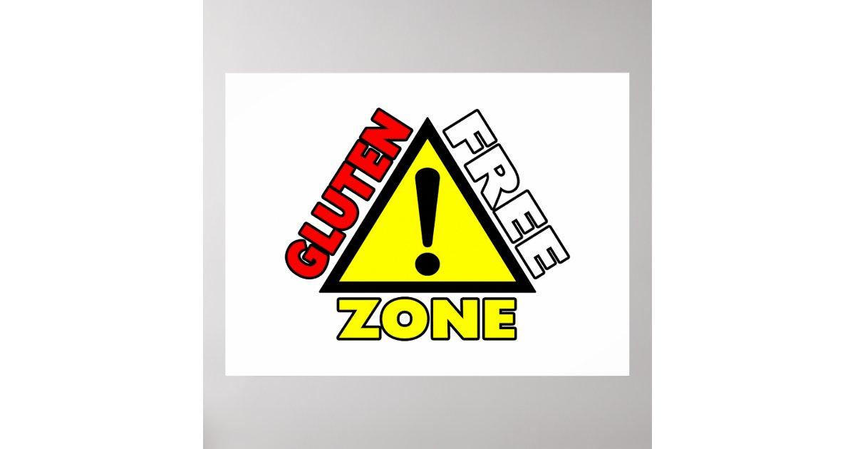 gluten free zone  celiac disease