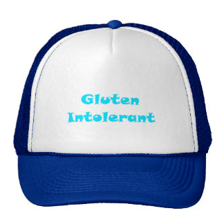 Gluten Intolerant Cap