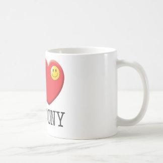 Gluttony Basic White Mug