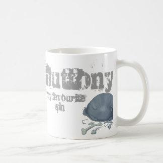 Gluttony Mugs