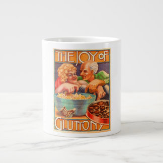 Gluttony Mug Extra Large Mugs