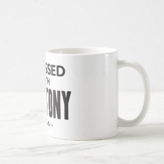 Gluttony Obsessed Coffee Mug