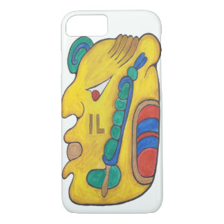 GLYPH OF THE NUMBER SIX iPhone 7 CASE