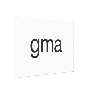 gma.ai canvas prints