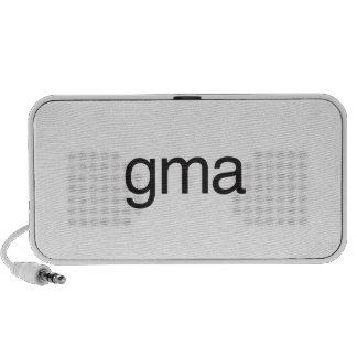 gma ai iPhone speaker