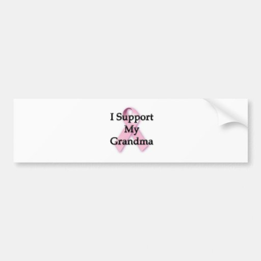Gma  Bumper Sticker