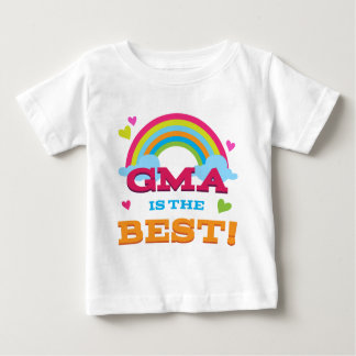 Gma Is the Best Baby T-Shirt