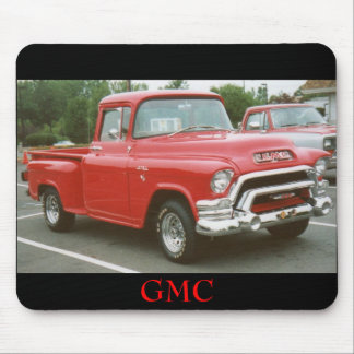 GMC Truck Mouse Pad