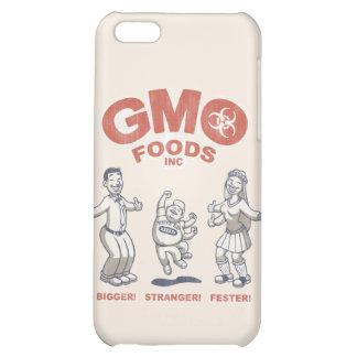 GMO Foods iPhone 5C Covers