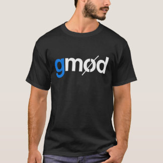 Gmod Graphic T-Shirt