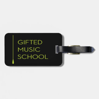 GMS Luggage tag