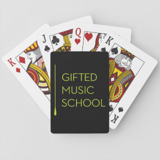 GMS playing cards