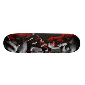 Gnarly zombie skate boards