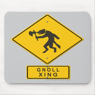 Gnoll XING Mouse Pads