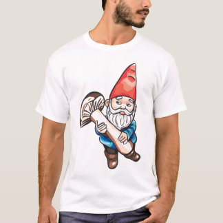 Gnome and Mushroom T-Shirt