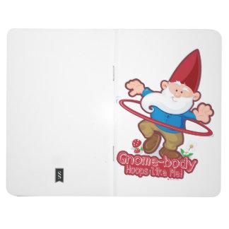 Gnome-body: Pocket journal