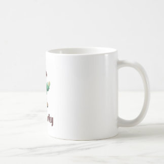Gnome Chomsky Basic White Mug