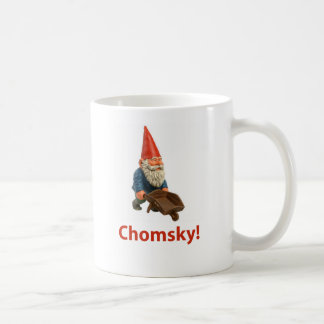 gnome chomsky coffee mug