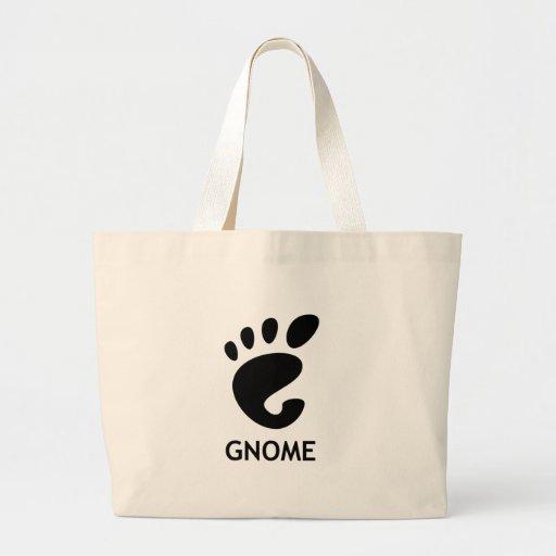 Gnome (desktop environment) canvas bag