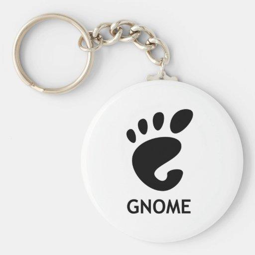 Gnome (desktop environment) key chain