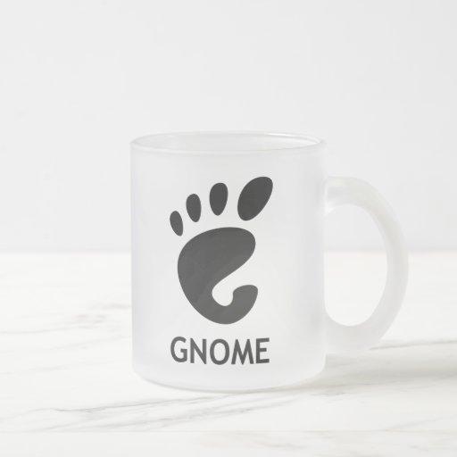 Gnome (desktop environment) mug