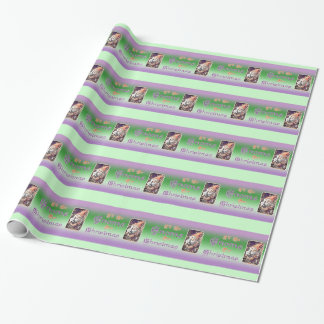 Gnome for Christmas Wrapping Paper