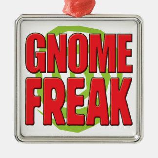Gnome Freak R Christmas Tree Ornament