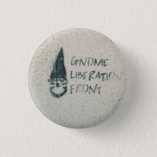 Gnome Liberation Front 3 Cm Round Badge