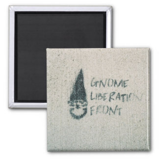 Gnome Liberation Front Magnet