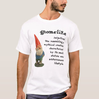 Gnome Nightshirt T-Shirt