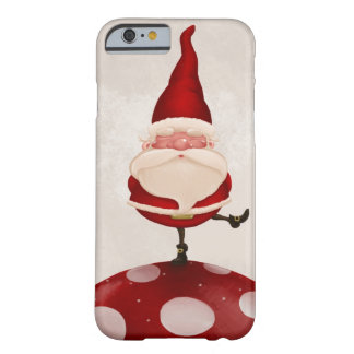 Gnome on fungus barely there iPhone 6 case