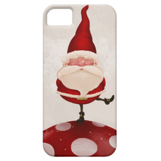 Gnome on fungus iPhone 5 case