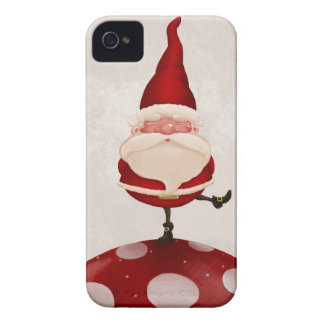 Gnome on fungus iPhone 4 covers