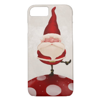 Gnome on fungus iPhone 7 case