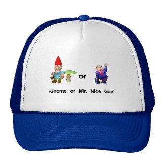 Gnome or Mr. Nice Guy Cap