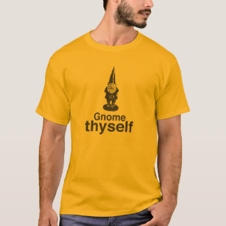 Gnome Thyself T-Shirt