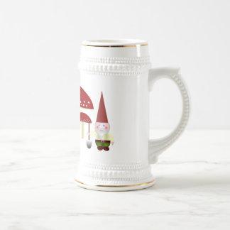 Gnomeses Beer Stein