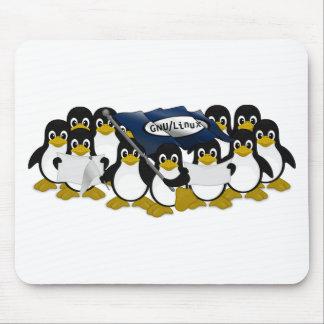 GNU/Linux! Mouse Mat