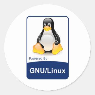 GNU Linux Stickers