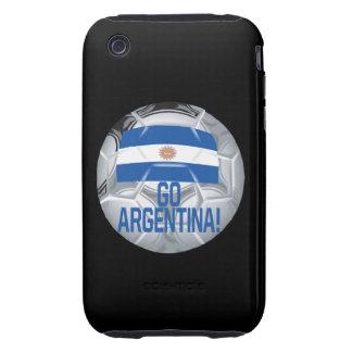 Go Argentina iPhone 3 Tough Covers