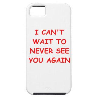 go away iPhone 5 case